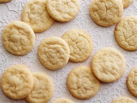 Powder Room by Chewy Sugar Cookies Recipe Food Network Kitchen Food