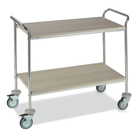 Gueridon Trolley Paderno Hotel Amp Restaurant Service