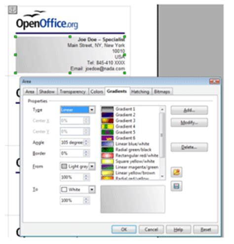 open office business card template business cards in openoffice org template