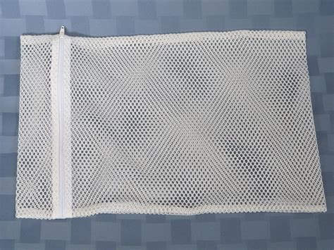 Laundry Bag Uk 30x40cm Zipper zippered mesh laundry bag for delicate small size