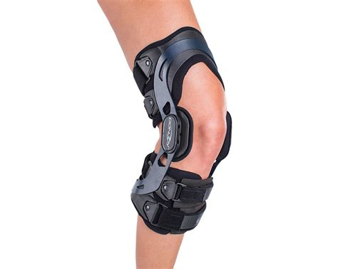 acl brace donjoy acl everyday knee support brace