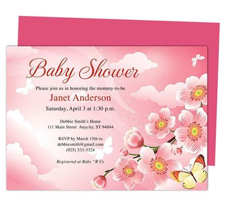 Baby Shower Invitation Templates Word Baby Shower Ideas Baby Shower Invitation Templates For Microsoft Word