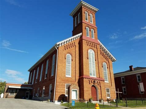 hagerstown churches