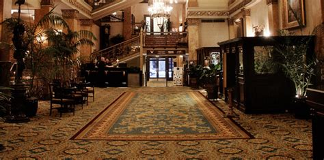 haunted houses in milwaukee find haunted hotels in milwaukee wisconsin the pfister hotel in milwaukee wisconsin
