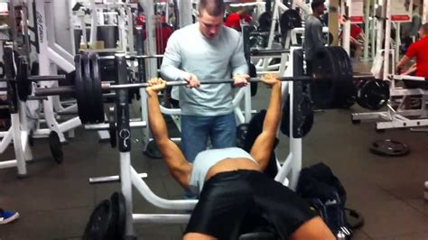 spotting bench press partial repetitions bodybuilding wizard