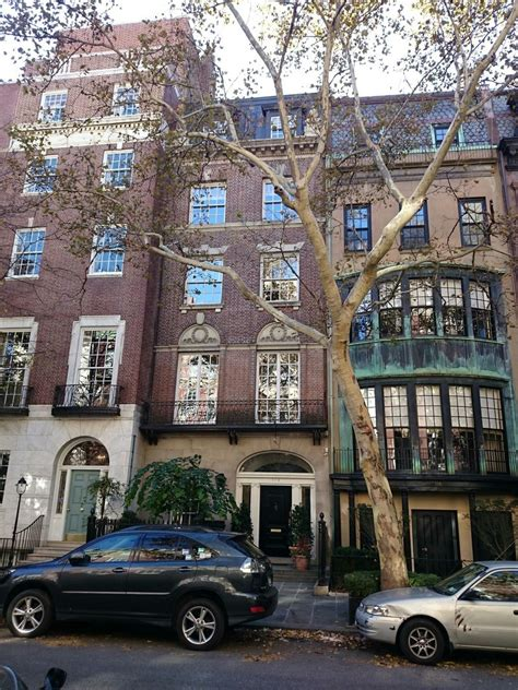 woody allens manhattan townhouse johns star maps