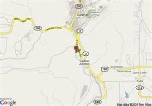 map of 8 motel durango purgatory durango