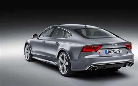 Audi Rs 7 Sportback by 2014 Audi Rs 7 Sportback First Look Photo Gallery Motor