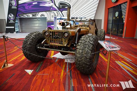 hauk designs sema 2015 sema hauk designs rock rat jeep