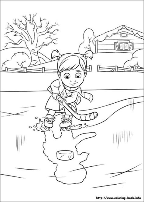 inside out coloring pages riley dibujos de intensamente para colorear todo peques