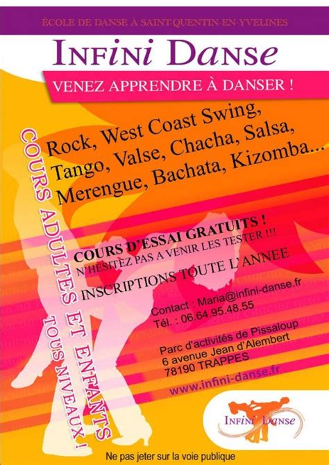 west coast swing points infini danse 224 trappes