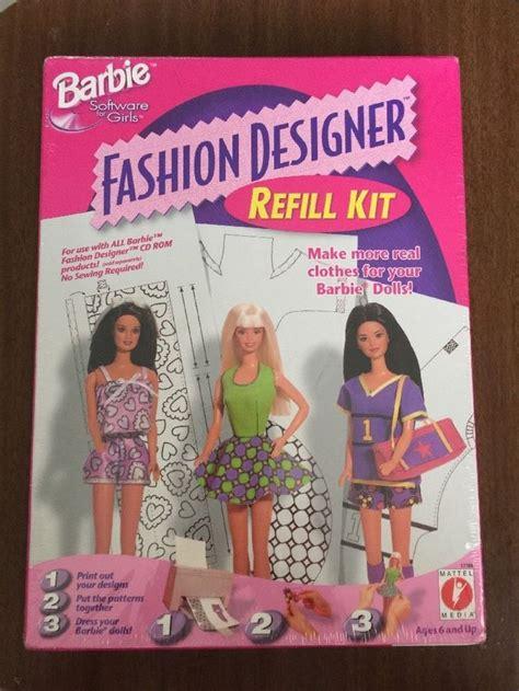 barbie fashion design maker refills best 25 fashion design software ideas on pinterest