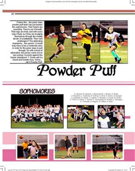 yearbook layout exles yearbook exles of layouts