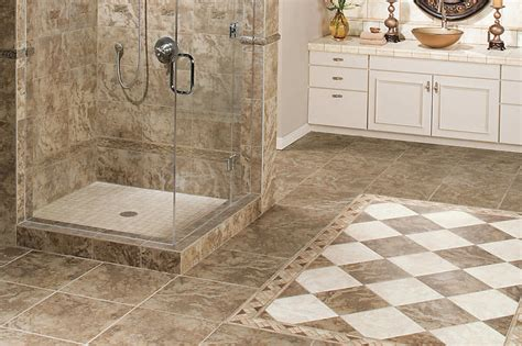 ceramic tile bathroom floor ideas greatbathroom