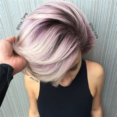 creating roots on blonde hair 25 best ideas about short silver hair on pinterest