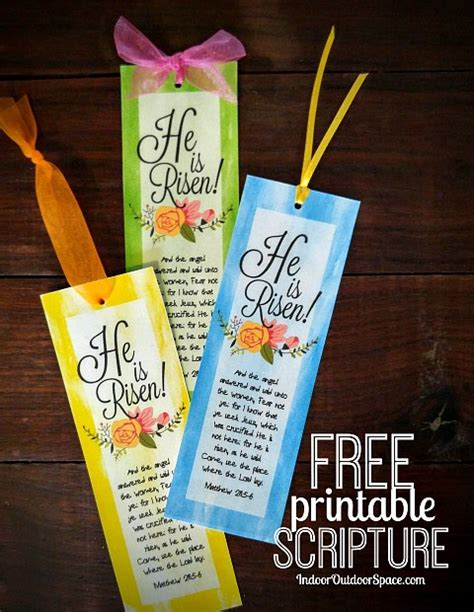 free printable easter bookmarks easy laminated easter bookmarks gift with free printable