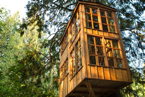 washington tree houses gling news treehouses for adults gling com