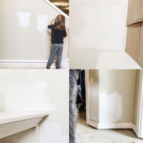 Sherwin Williams Egret White our process for picking white paint jones design company