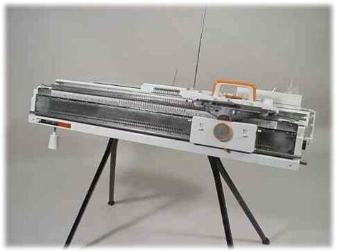Toyota Knitting Machine Information Crafts