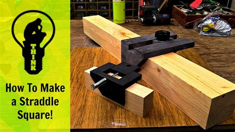 how to make a simple straddle square youtube