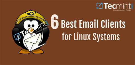 best email clients 6 best email clients for linux systems