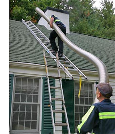 Chimney Liner Puller - chimney flue liner damage replacing chimney liners