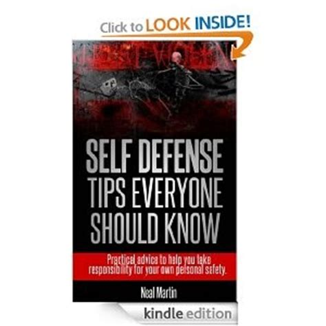 principles based for self defense and maybe books self defense tips everyone should by neal martin