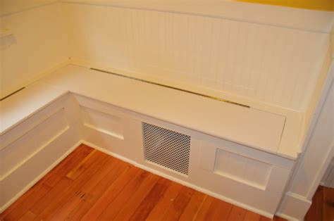 kitchen nooks with benches diy custom kitchen nook storage benches