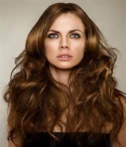 quick easy hairstyles long wavy hair images