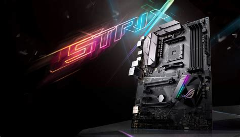 Asus Rog Strix B350 F Gaming Am4 Aura Sync For Amd Ryzen Am4 asus rog strix b350 f gaming placa gaming para ryzen y presupuestos ajustados undostec gaming