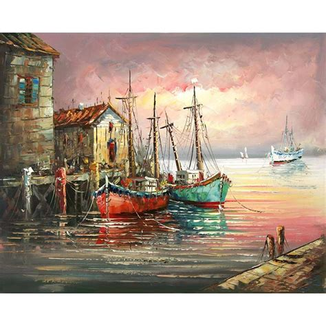 imagenes de barcos modernos resultado de imagen para cuadros de barcos en oleo