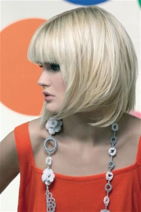 can you wear achopped bob hairstyle if you have afat saggy face cute bob hairstyles with bangs aelida