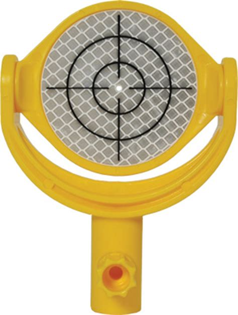 Laser Stanley 3105 by Seco Small Tilting Reflector With Printed Crosshair Image