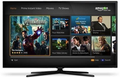 amazon instant video app hits google tv slashgear amazon prime video app not coming to apple tv