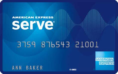photos american express serve card anatomy diagram charts - American Express Prepaid Gift Card Reload
