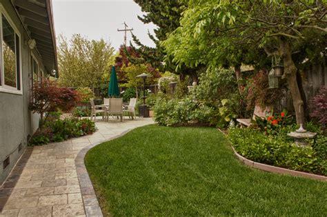 new backyard new backyard landscape sunnyvale sigura