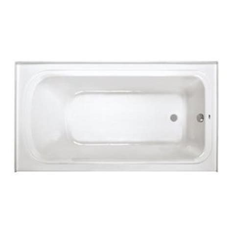 proflo bathtub pfs6636rskbs 66 quot soaking tub biscuit at shop ferguson com