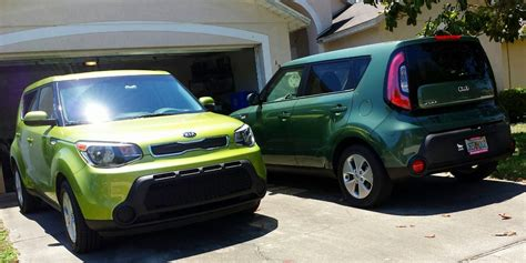 Kia Soul 2014 Green 2 Green Kia Soul Cars In A Family Kia News