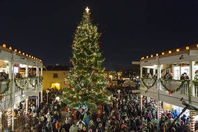 old town holiday stroll at old town plaza albuquerque