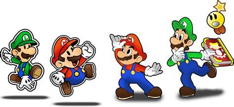 Kaset 3ds Mario Luigi Paper Jam mario and luigi paper jam by fawfulthegreat64 on deviantart