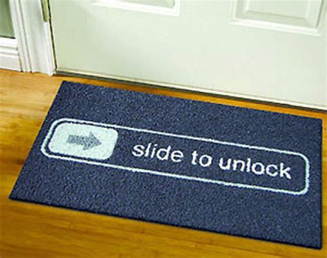 Fun Welcome Mat | funny door mats barnorama