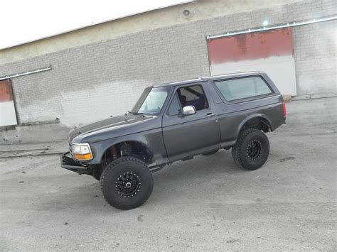 prerunner bronco for sale ford bronco prerunner