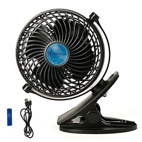 clip on electric fan clip on fan for treadmill