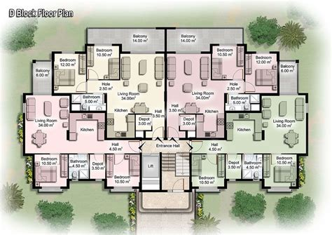 in apartment house plans apartment unit plans modern apartment building plans in