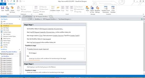 sharepoint designer workflow templates net dimension sharepoint 2013 workflows loops and state