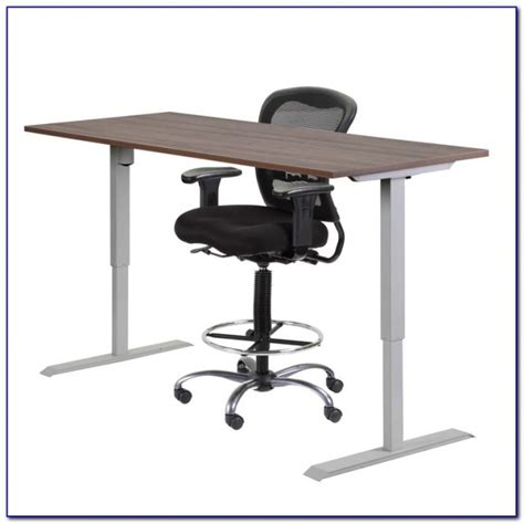 Adjustable Height Standing Desk Ikea Desk Home Design Used Adjustable Height Desk