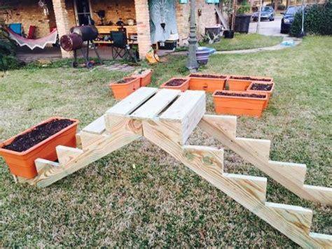 Step Planter by Window Box Planter Stairs Viewing All Comments
