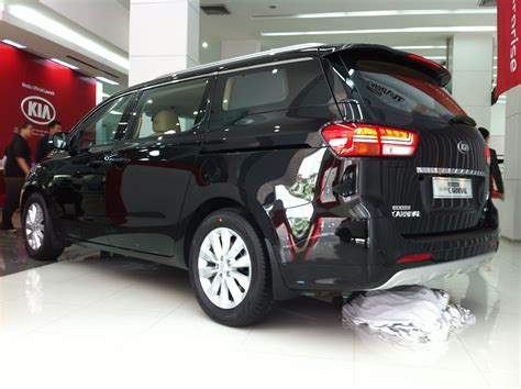 Kia Grand Carnival All New Kia Grand Carnival Mpv ฟ ลไซด 11 ท น ง