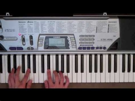 tutorial piano nightcall desire under your spell pick your poison remix doovi