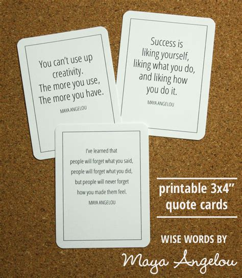printable quotes by maya angelou wise words by maya angelou rachel swartley